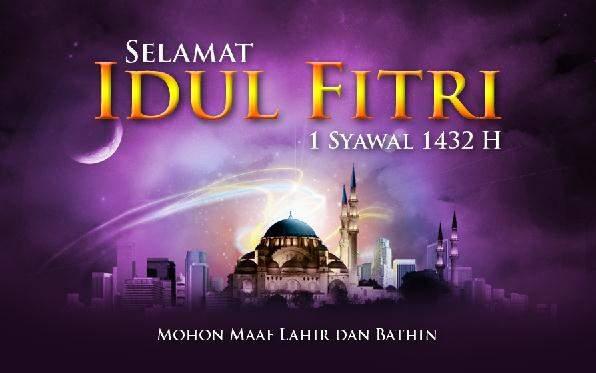 Idul Fitri 1432 H Lifeschool By Bhayu M H