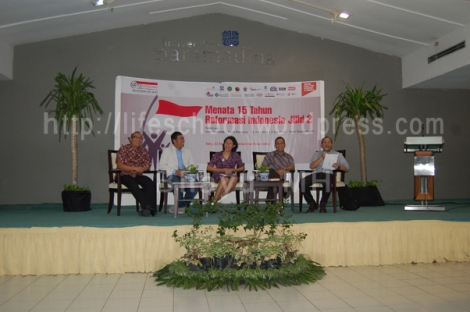 talkshow 15 th Reformasi-by Bhayu
