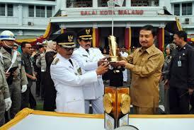 Adipura Kencana u Malang 2013