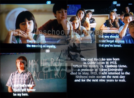 lesson from Hachiko movie-Bhayu