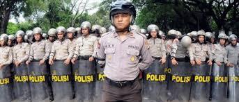 barikade polisi