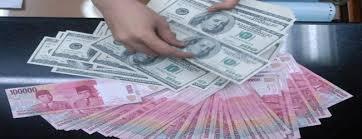 dollar & rupiah