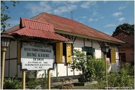 rumah Bung Karno di Ende