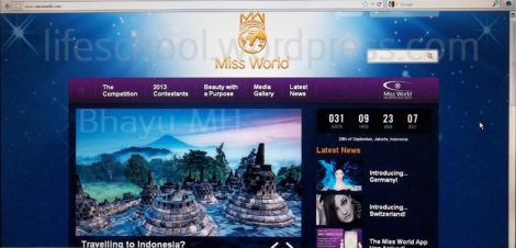 situs Miss World-lifeschool Bhayu