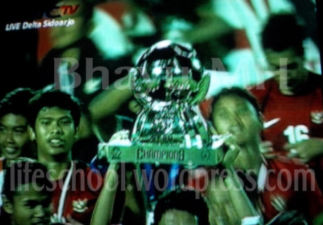 Indonesia AFF U-19 Champions 2013