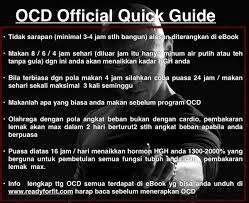 ocd official quick guide