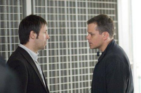 Simon Ross-Jason Bourne