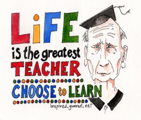 life-is-the-greatest-teacher
