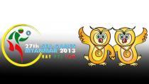 logo SeaGames XXVII