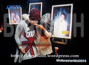 Peserta audisi Indonesian Idol 2014 gagal-Bhayu