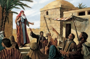 185B-Image Prophet teaching