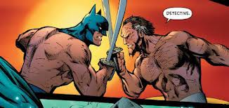 Batman vs Ra's Al Ghul