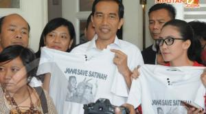 Jokowi For Satinah 1