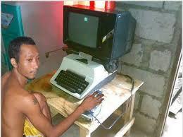 hacker kampungan