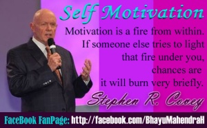 FB FanPage BMH-Self Motivation Covey