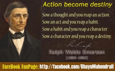 FB FanPage BMH-Ralph W Emerson