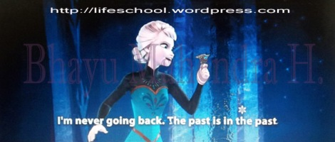 Frozen-I'm never going back-Bhayu MH