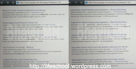 Searching Google Bhayu MH