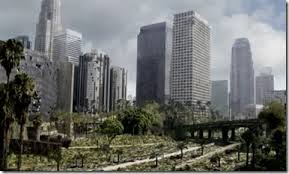 "Penggambaran kota tanpa manusia dalam film dokumenter ""Life Without Us"""