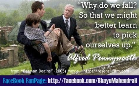 FB FanPage BMH-Alfred Pennyworth