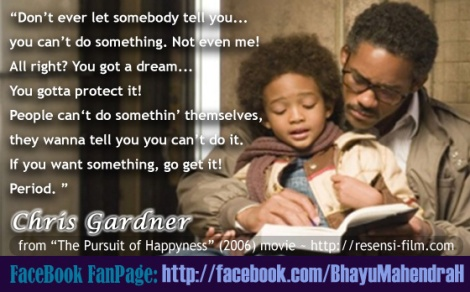 FB FanPage BMH-Chris Gardner