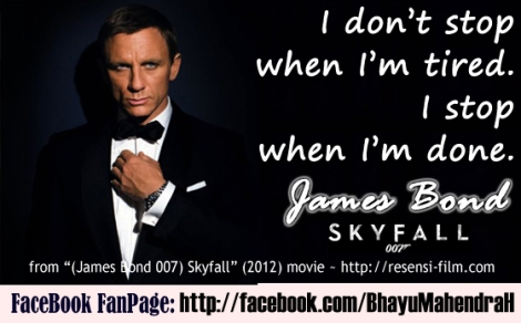 FB FanPage BMH-James Bond 007 Skyfall