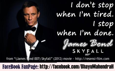 FB FanPage BMH-James Bond 007 Skyfall