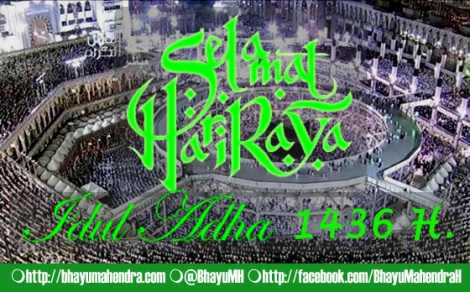 FB FanPage BMH-Idul Adha 1436-2015