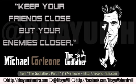 FB FanPage BMH-Michael Corleone-GodFather