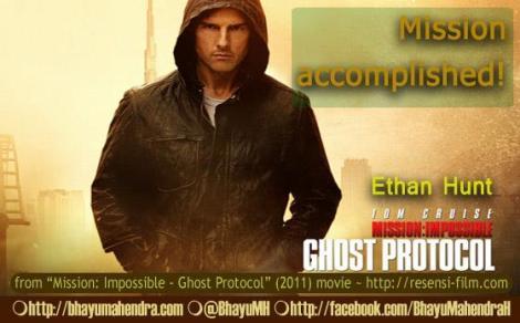 FBFP Bhayu MH-Ethan Hunt-MI4 Ghost Protocol