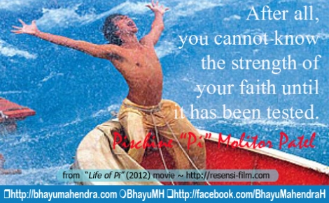 FBFP BhayuMahendraH Quotation - Life of Pi
