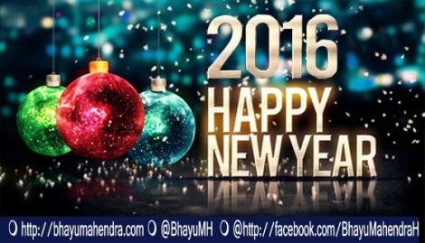 FB FanPage BMH-Happy New Year 2016