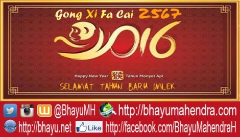 FBFP BMH-Imlek 2016