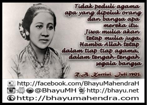 FB FanPage BMH - 2016 - Hari Kartini