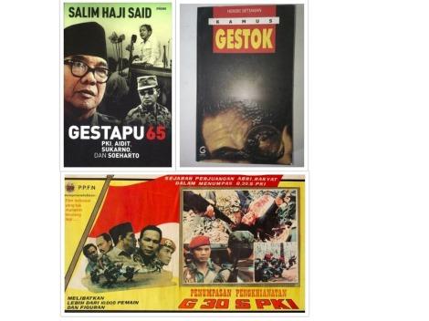 Kolase Gestapu-Gestok-G 30 S